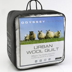 Odyssey Living Urban Wool Quilt