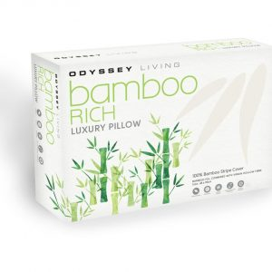 Odyssey Living Bamboo Rich Luxury Pillow